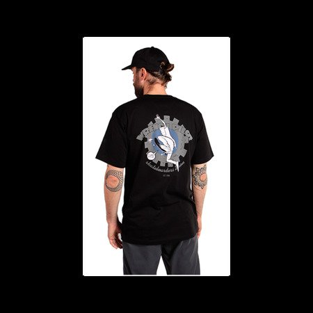KOSZULKA TURBOKOLOR T-SHIRT NO COMPLY TEE BLACK