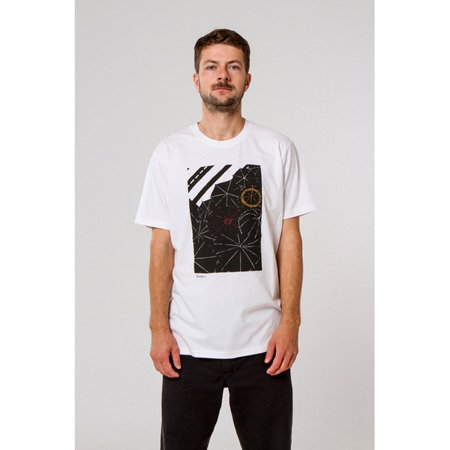 KOSZULKA TURBOKOLOR T-SHIRT SHIBUYA WHITE