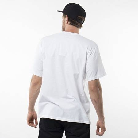 T-SHIRT NERVOUS OFFICIAL WHITE